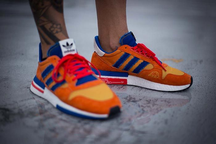 Dragon Ball Z Adidas Zx500 Rm Goku Header