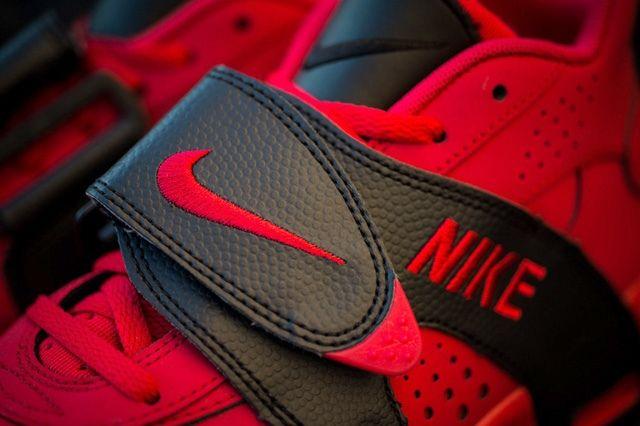 Nike Air Veer University Red 6