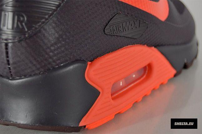 Nike Air Max 90 Hyperfuse Bright Crimson 6 1