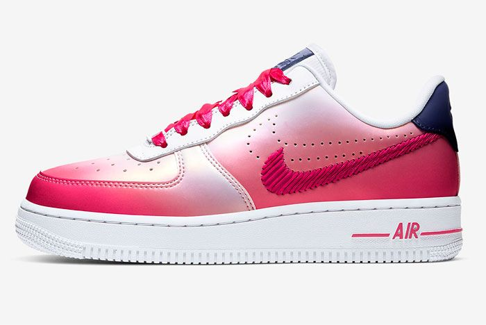 Nike Air Force 1 Low Kay Yow Left