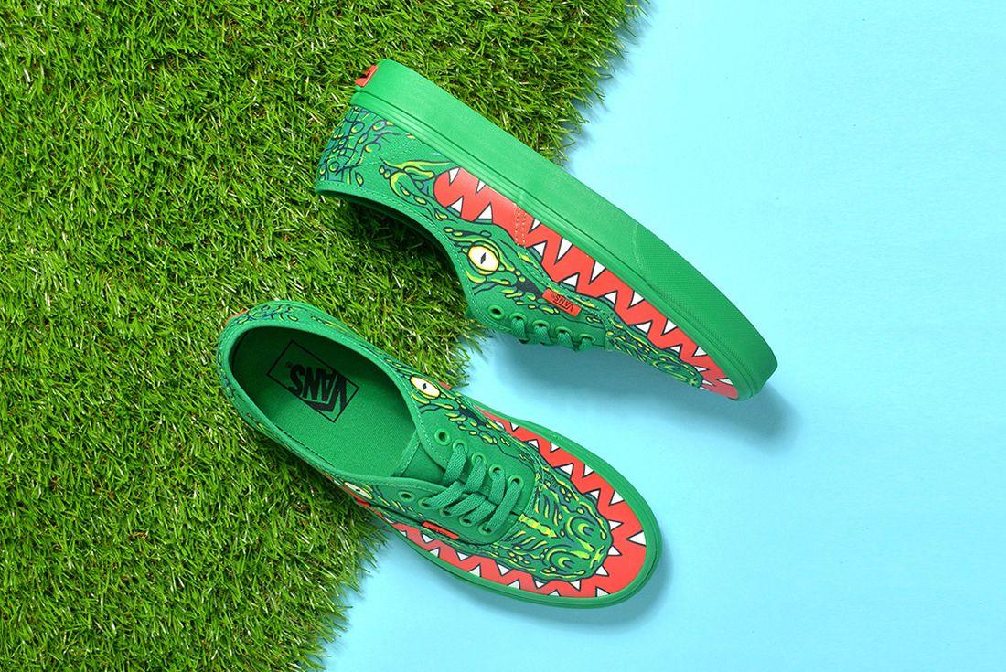 Vans Alligator 1