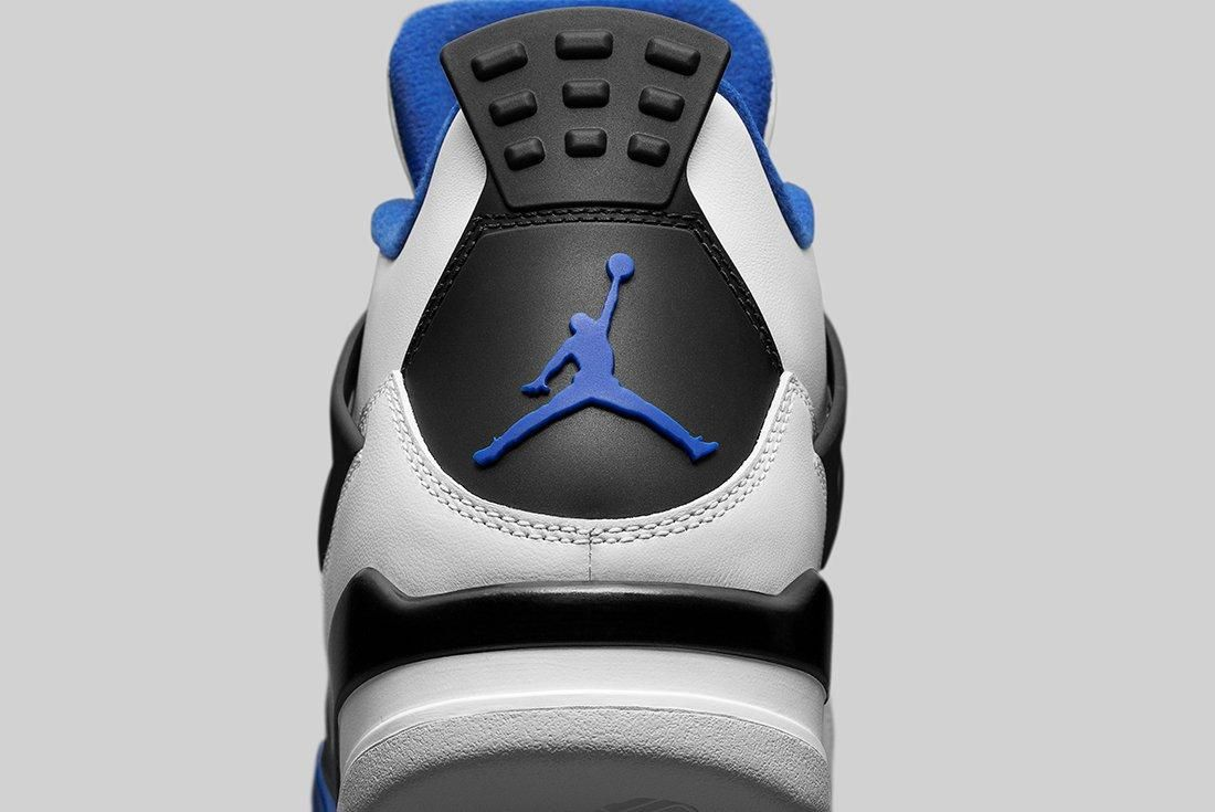 Air Jordan 4 Motorsport 2017 Retro12
