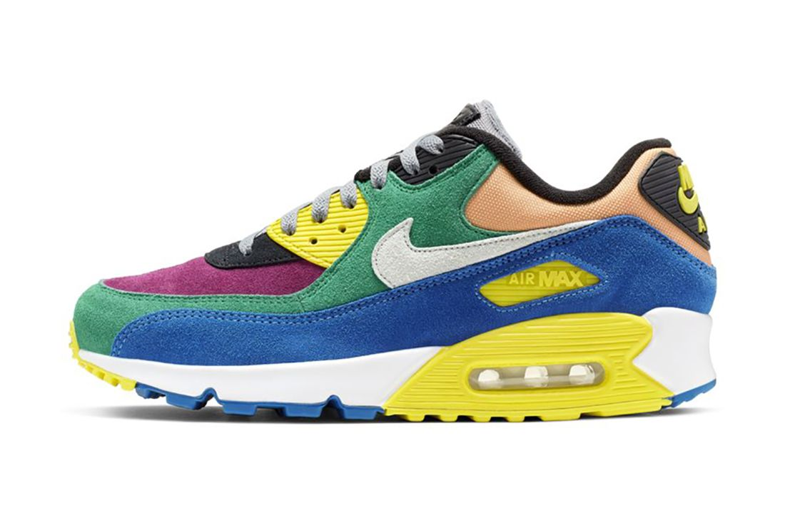 Air Max 90 2 0 Viotech Nike Colourway Corral Feature
