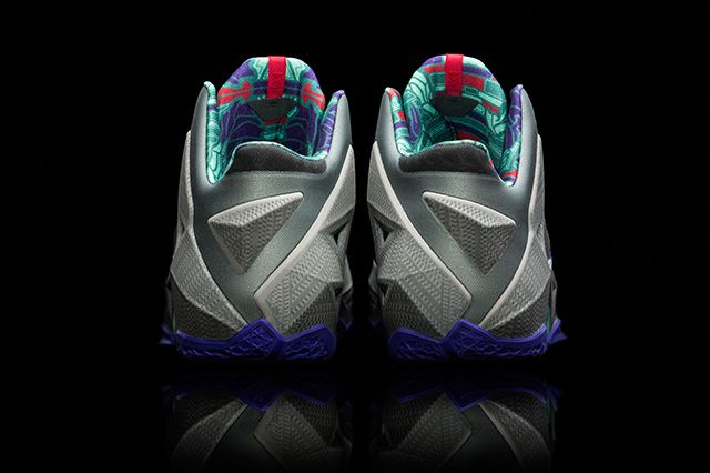 Nike Lebron Xi Official Images Terracotta Warrior 4