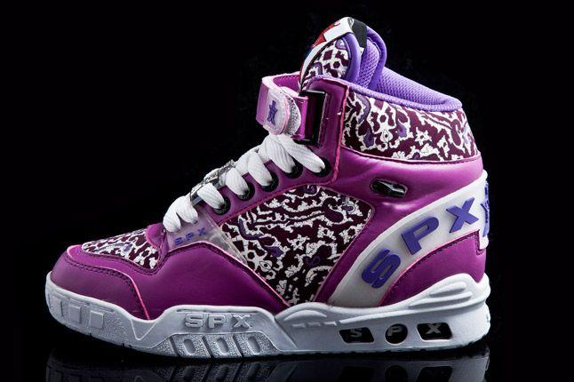 Spx Street Kicks Hi Heel 1 Pink 1