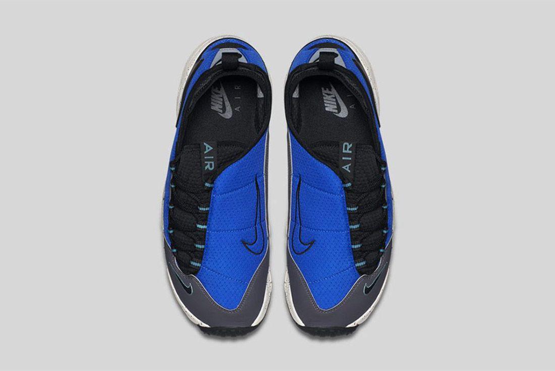 Nike Air Footscape Nm Black Blue 1