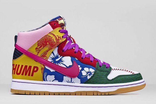 Nike Sb What The Doernbecher 2
