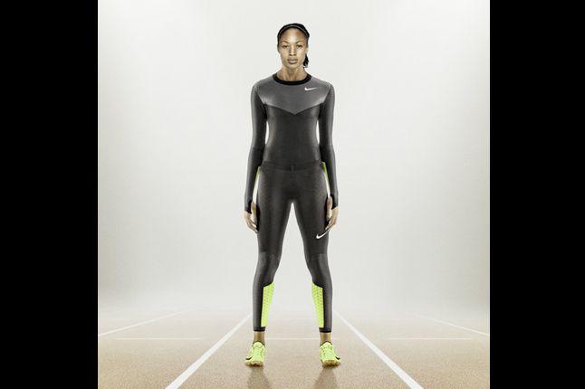 Nike Pro Turbospeed 4 1