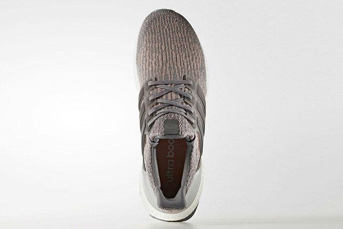 Adidas Ultraboost Grey Pink 4