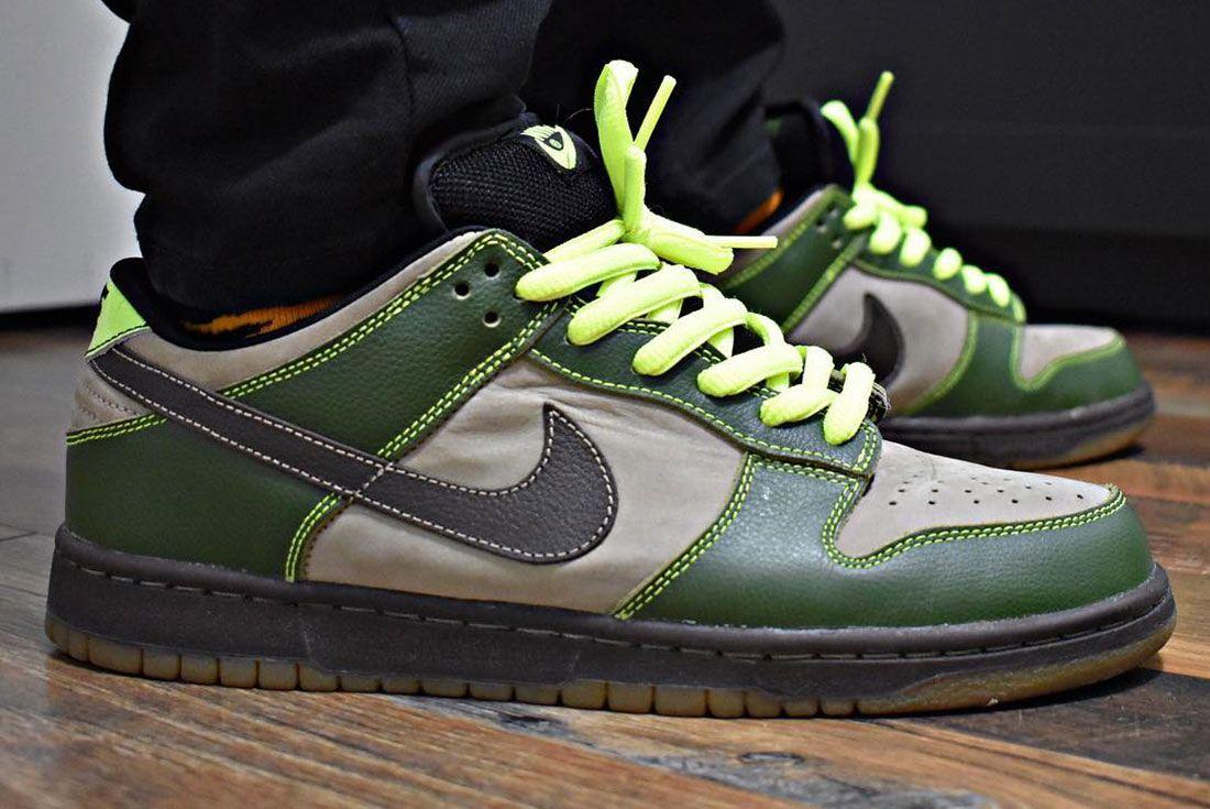 Nike Dunk SB Jedi 2004