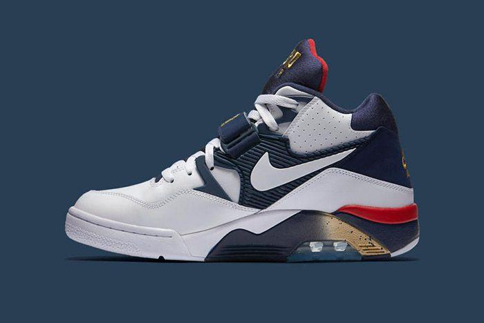 Nike Air Force 180 Olympic Barkley 4