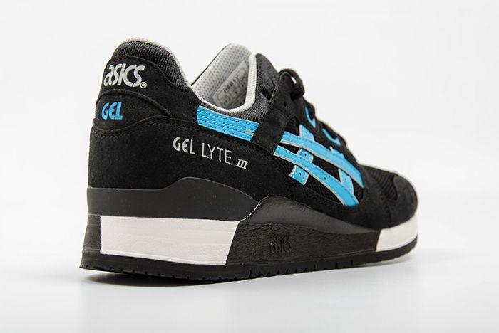 Asics Gel Lyte Iii Metro Pack Blackatomic Blue6