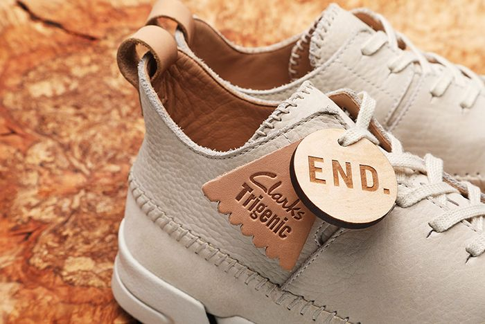End X Clarks Originals Trigenic Flex Maple5