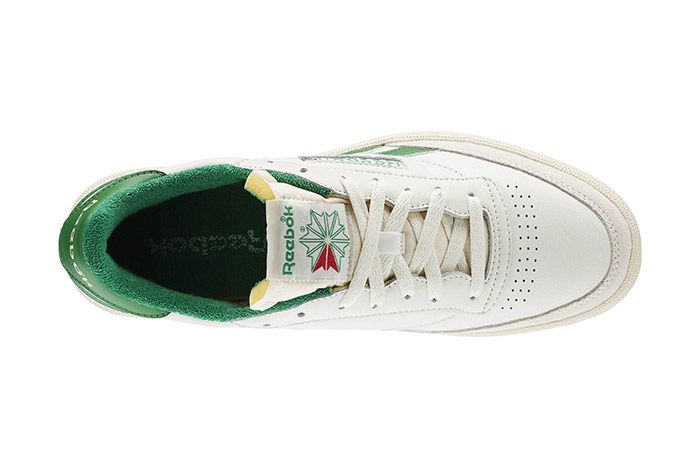 Reebok Revenge Plus Green 2