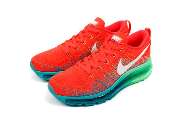 Nike Flyknit Max Summer Colour Collection 1