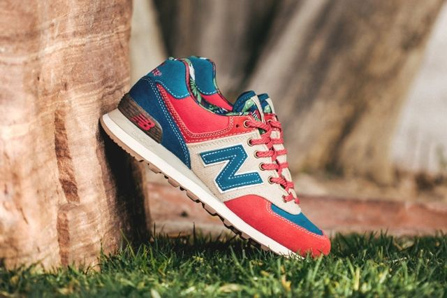 New Balance 574 Botanical Garden 5