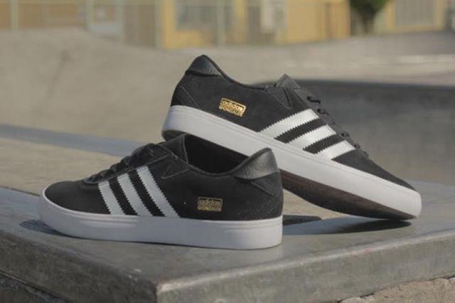 Adidas Gonzales Black White