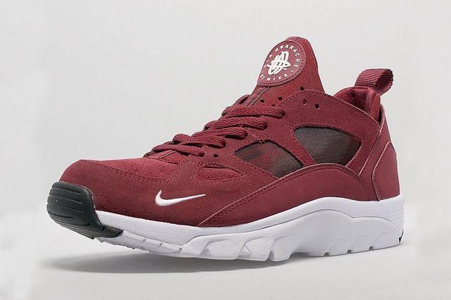 Nike Air Huarache Trainer Low Team Red 1