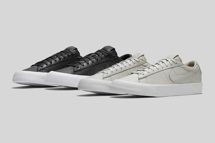 Nike Blazer Low Premium Leather A