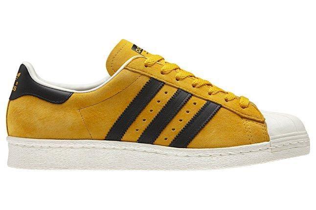 Adidas Originals Mustard Pack Superstar 01 1