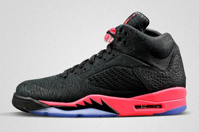 Air Jordan 5 3 Lab5 Infrared 4