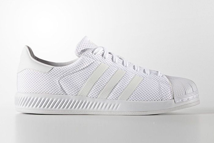 Adidas Superstar Bounce White 6