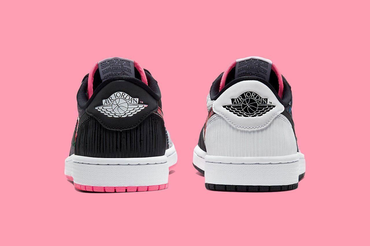 Air Jordan 1 Low Chinese New Year Cw0418 006 Heel