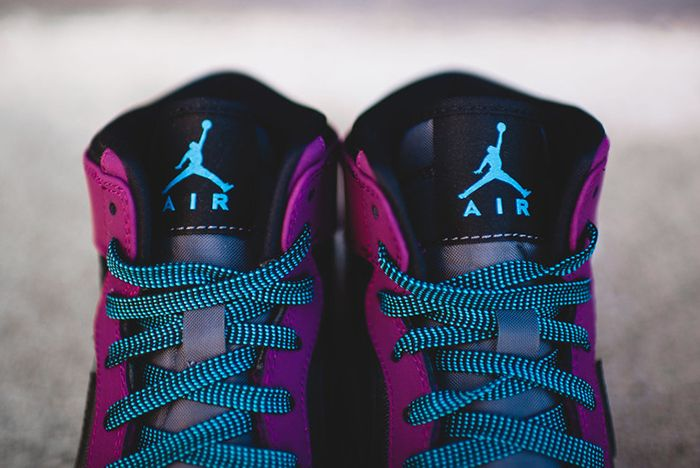 Air Jordan 1 Gg Mulberryblue Lagoon4