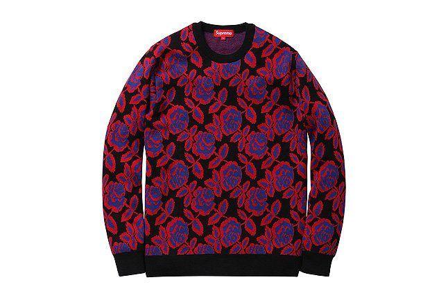 Rose Sweater 1