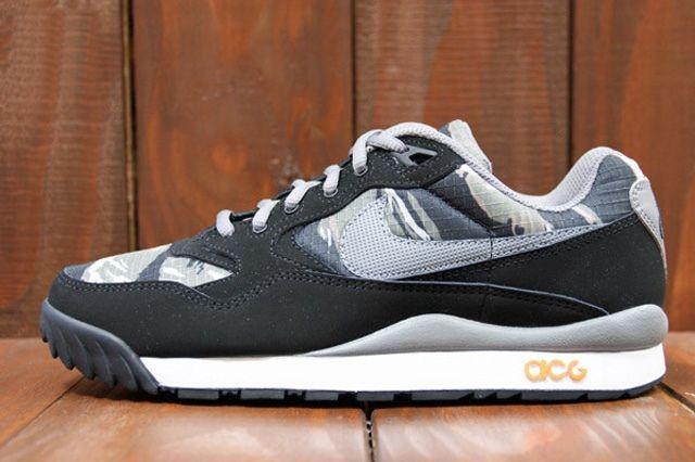 Nike Acg Wildwood Clgrey Camo 8