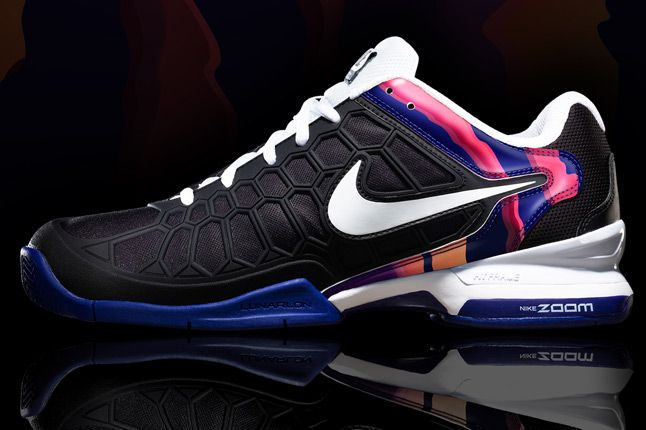 Nike Tennis Flame Collection Agassi Breathe 2K12 1