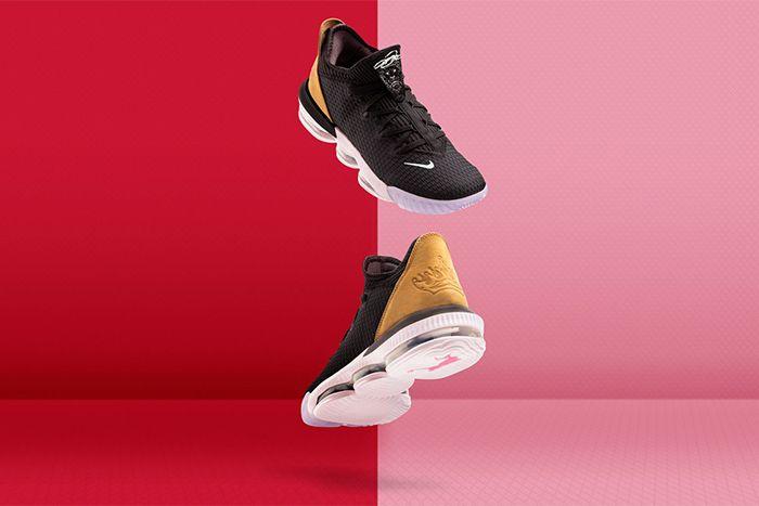 Nike Lebron 16 Low Soundtrack Ci2668 001 Release Date Hero Both