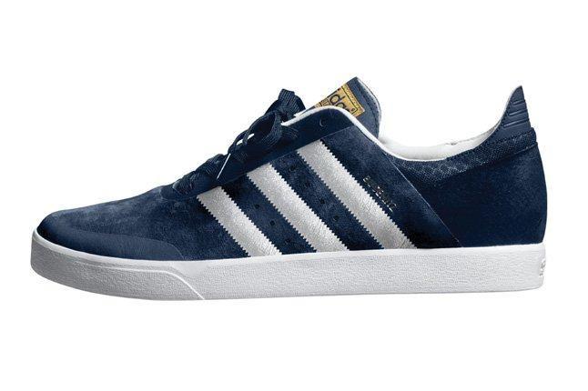 Adidas Busenitz Adv Blue Profile 1