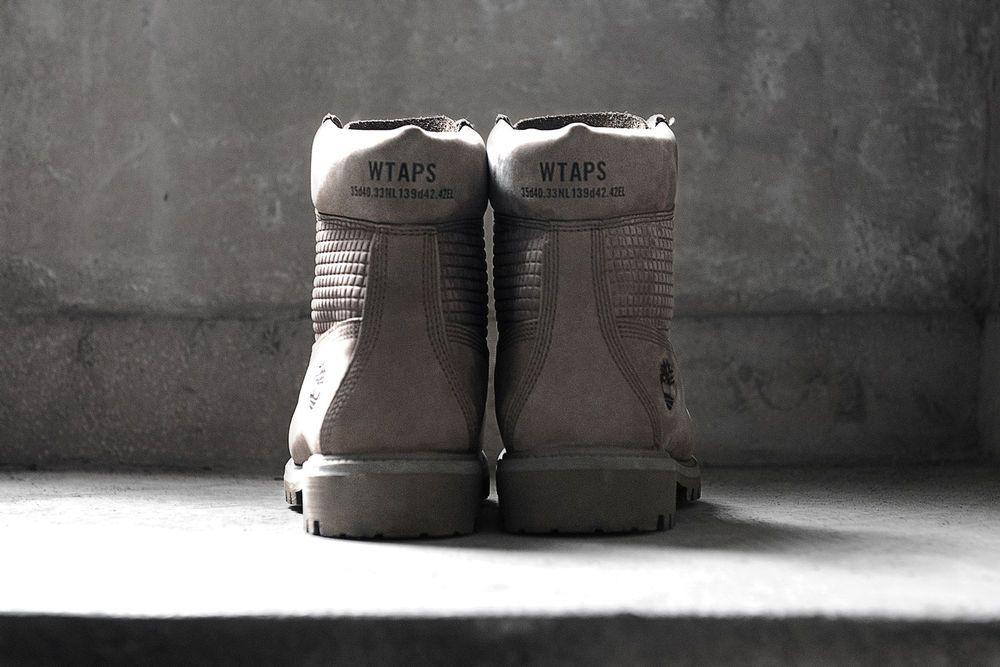 WTAPS x Timberland Boot
