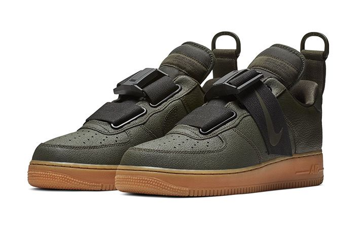 Nike Air Force 1 Low Utility Sequoia 1