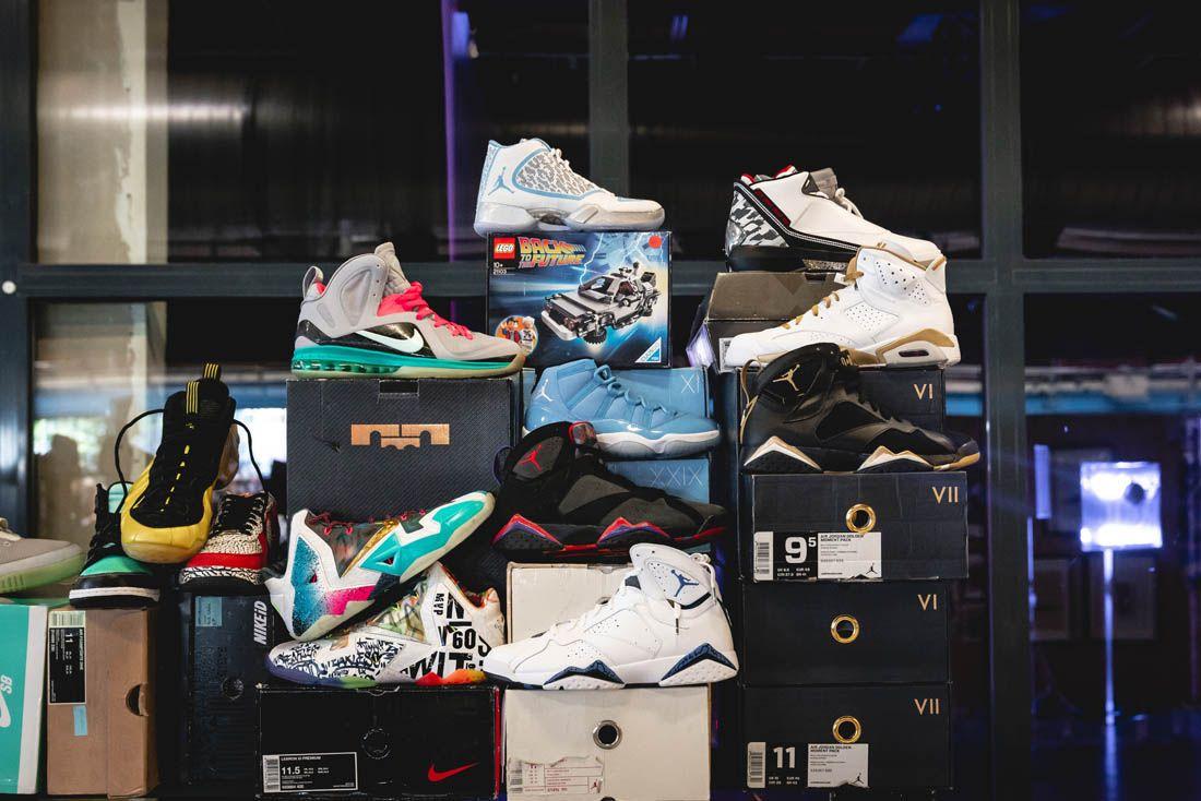Sneakerness Amsterdam 2019 Event Recap 38 Classic Jordan Nike Basketball