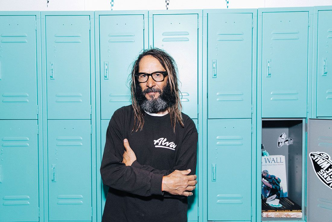 Tony Alva House Of Vans Celina Kenyon Comfy Cush