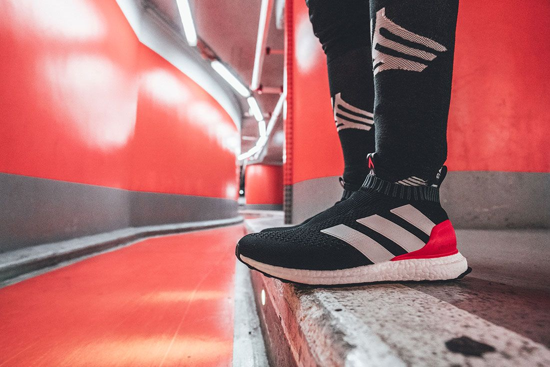 Adidas Red Limit Ace 16 Ultra Boost 1