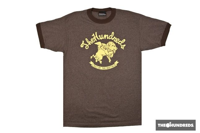 The Hundreds Rosewood Tee 12 1