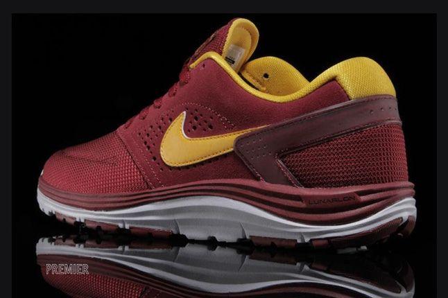 Nike Lunar Rod Team Red 2