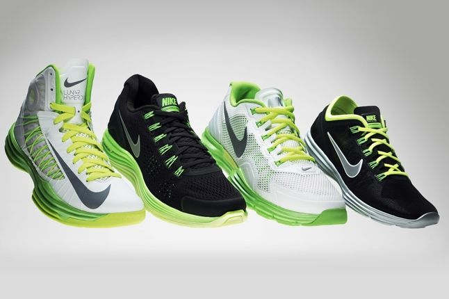 Nike Lunar Entirecollection 1