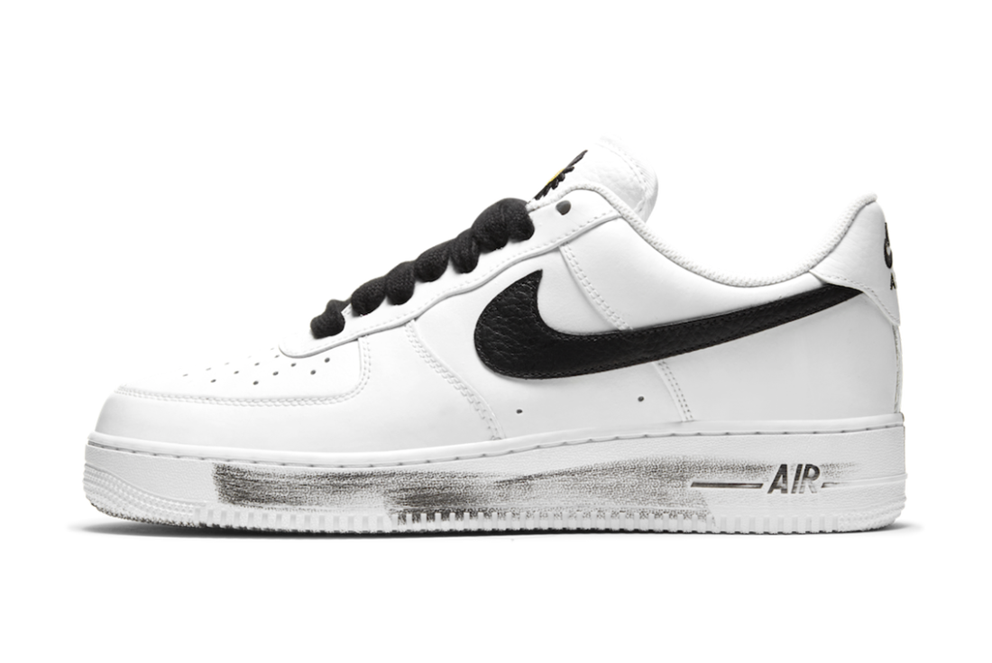 PEACEMINUSONE x Nike Air Force 1 'Para-Noise 2.0' official