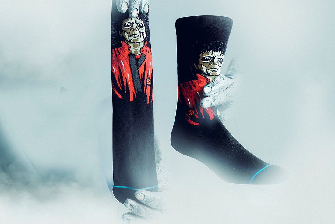 Stance X Michael Jackson 5