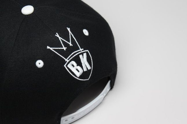Lacer Brooklyn Snapback Back Details 1