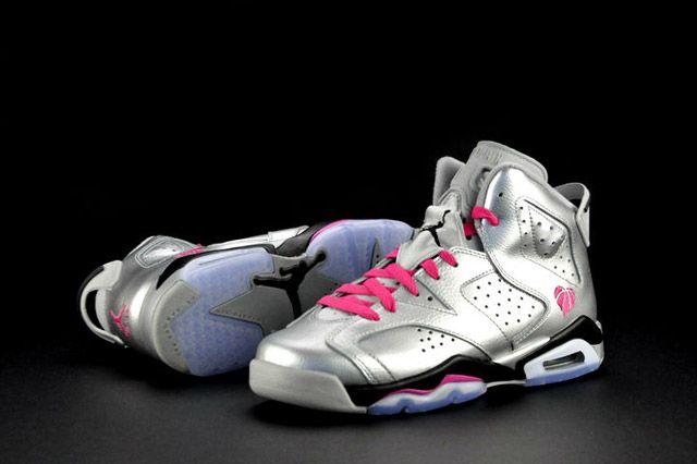 Air Jordan 6 Valentines Feature