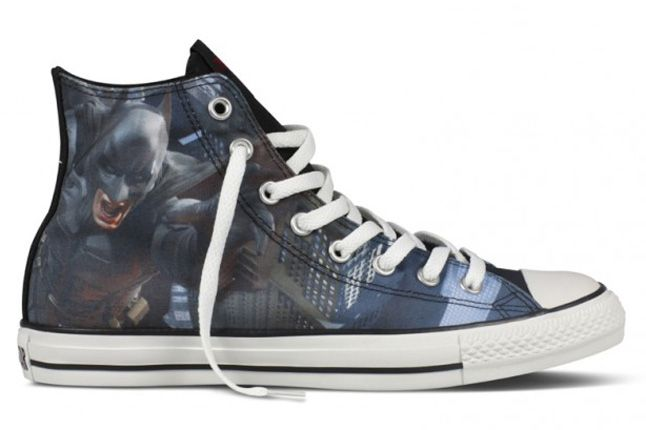 Converse Dc Dark Knight Chuck Taylor Batman 1