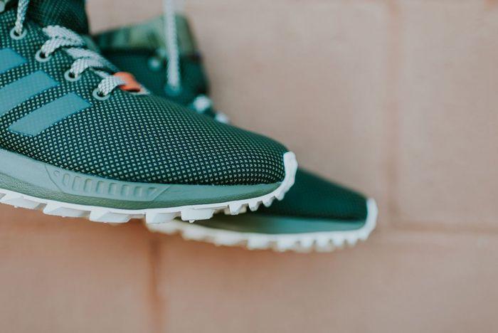 Adidas Zx Flux 58 Tr Green 4
