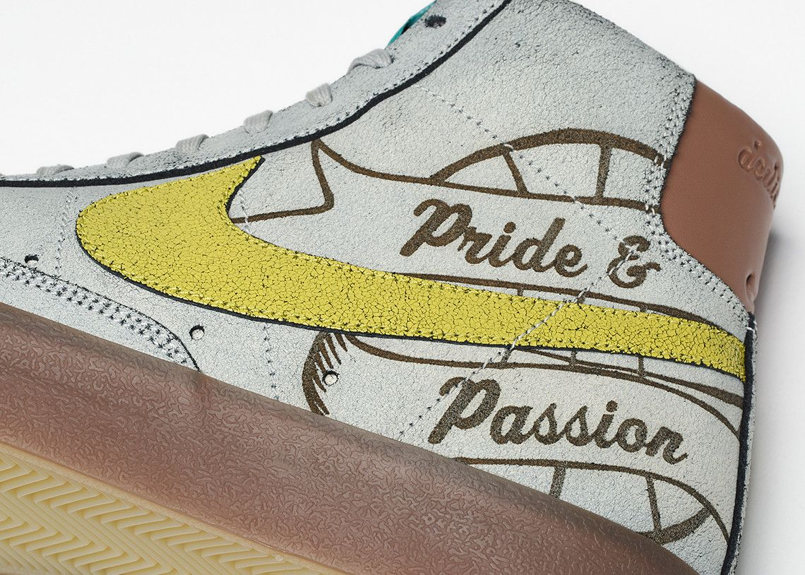 Ben Simmons Nike Blazer Mid '77 'Motivation'