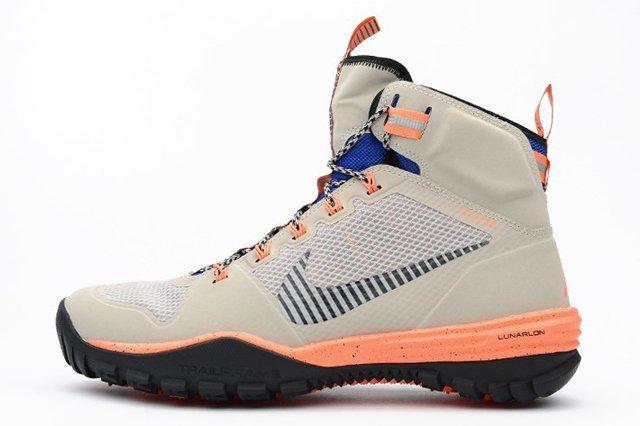 Nike Lunar Incognito Mid Grey 2