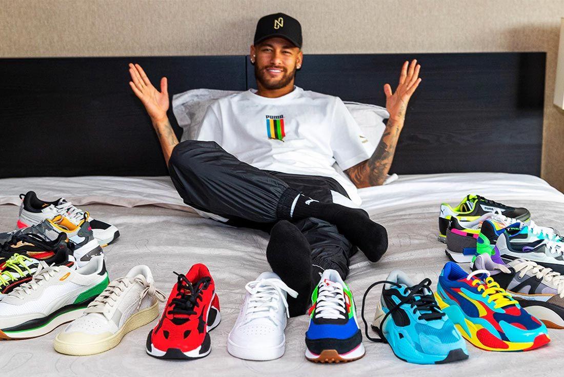 Soccer's biggest sneakerheads